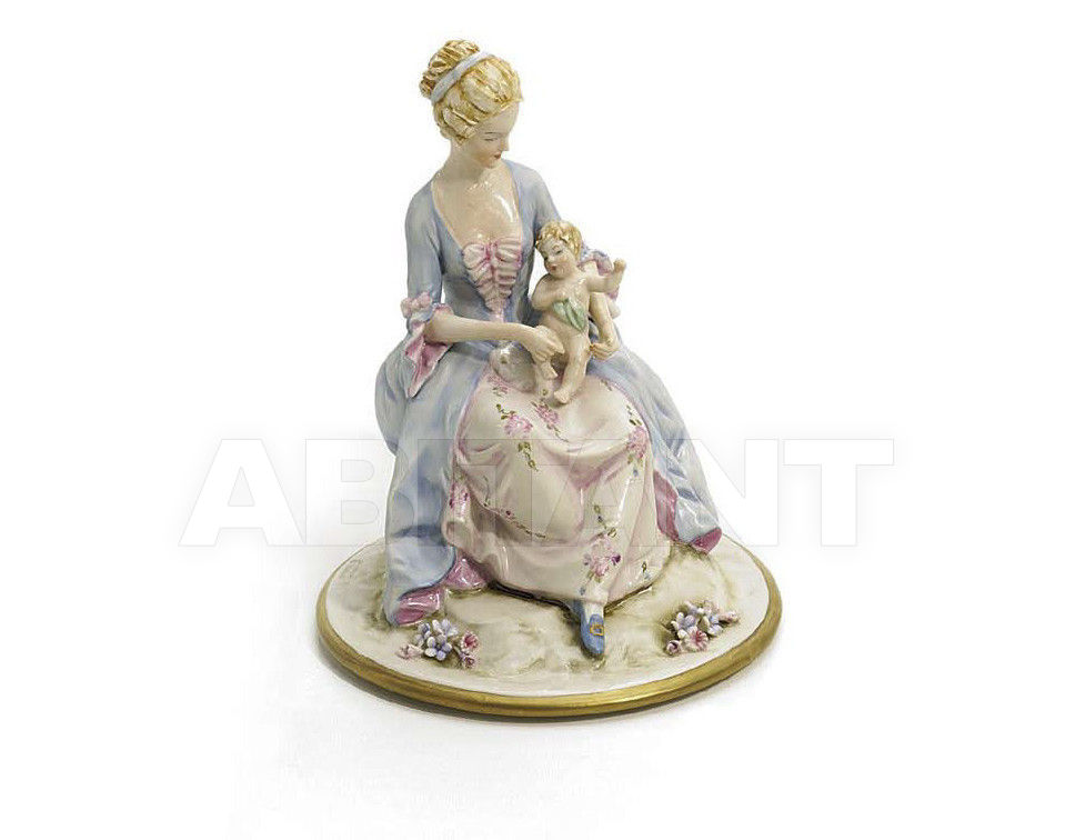 Купить Статуэтка THE BEGGARS Villari Capodimonte T.02233-002