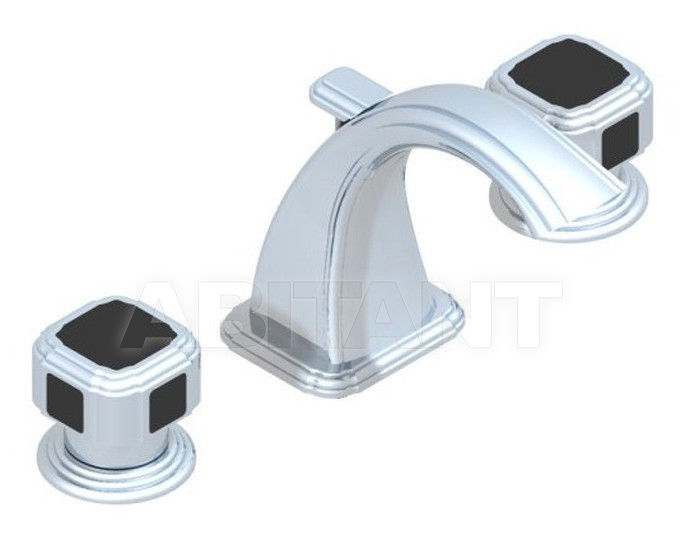 Купить Смеситель для раковины THG Bathroom  A3K.151 Venezia black Onyx