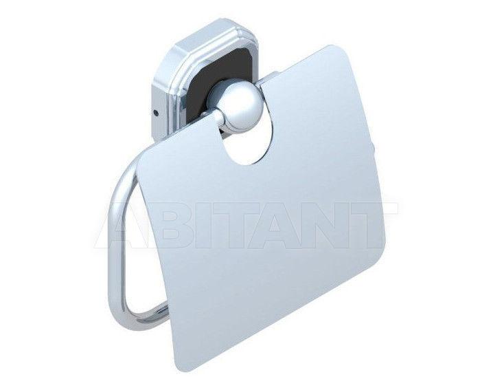 Купить Держатель для туалетной бумаги THG Bathroom A3K.538AC Venezia black Onyx