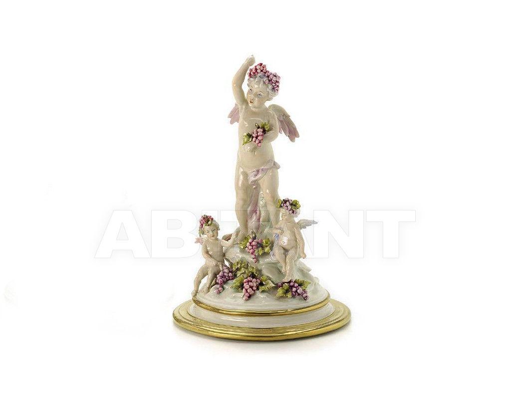 Купить Статуэтка HARMONIOUS HARVEST Villari Capodimonte T.02195-002