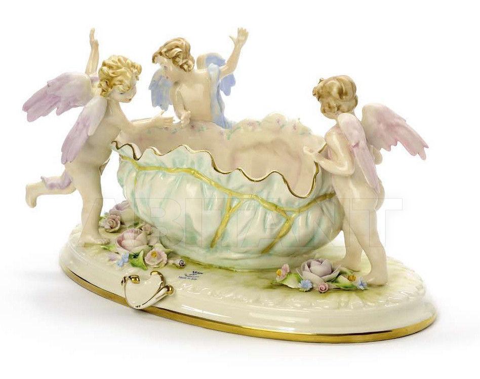 Купить Статуэтка FLOWERED SACK Villari Capodimonte T.01754-002