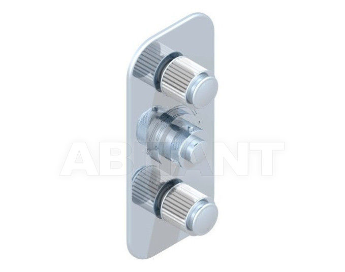 Купить Смеситель термостатический THG Bathroom A9B.5400B Jaipur satin crystal