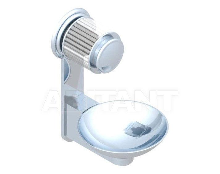 Купить Мыльница THG Bathroom A9B.546 Jaipur satin crystal