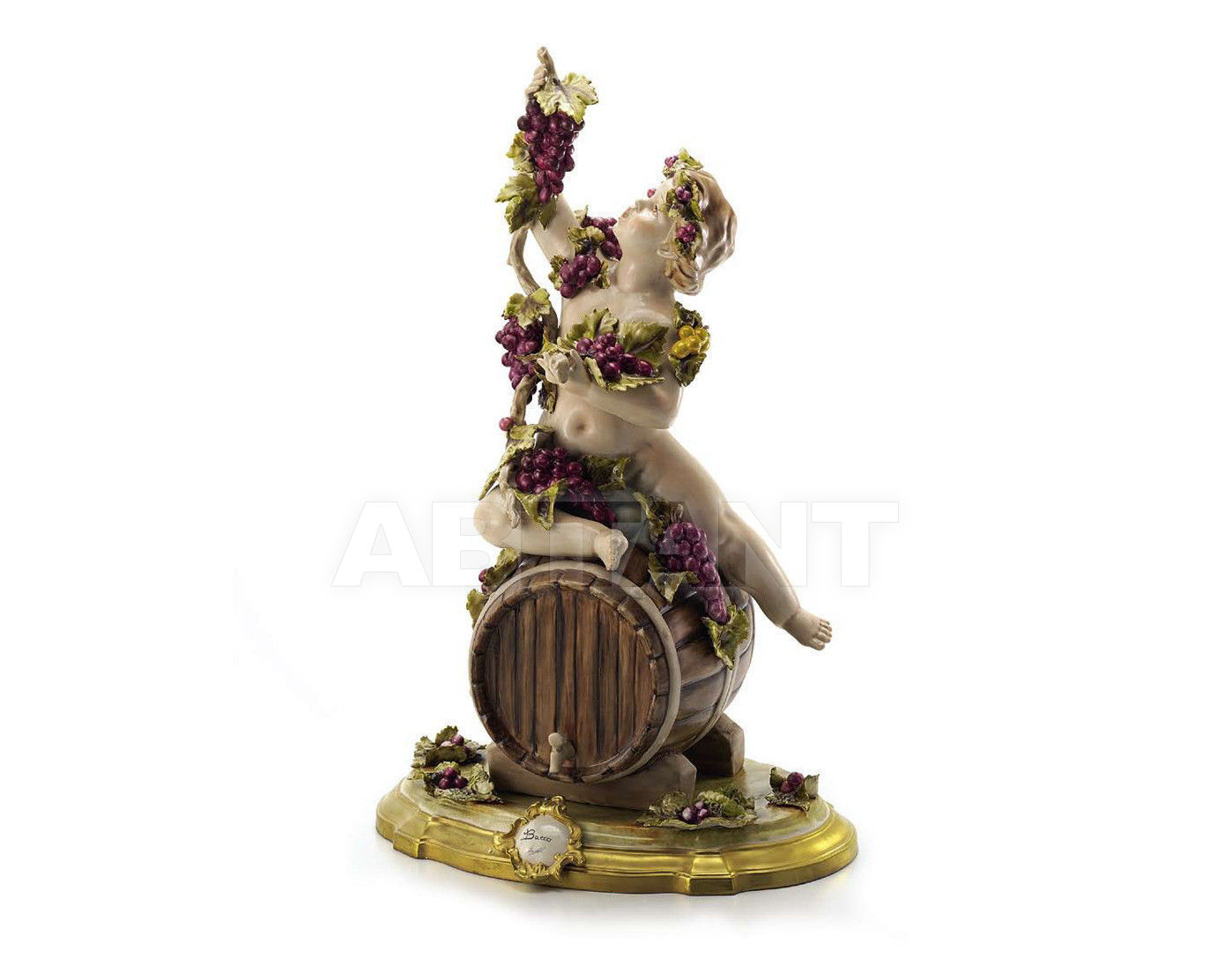 Купить Статуэтка BACCHUS Villari Capodimonte 0001954-002