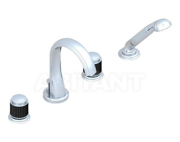 Купить Смеситель для ванны THG Bathroom A9C.112B Jaipur black Onyx