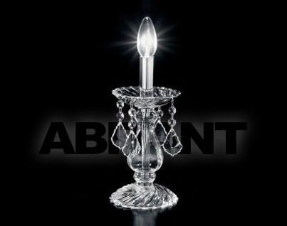 Купить Лампа настольная Sylcom s.r.l. Stile 657/L1 CR
