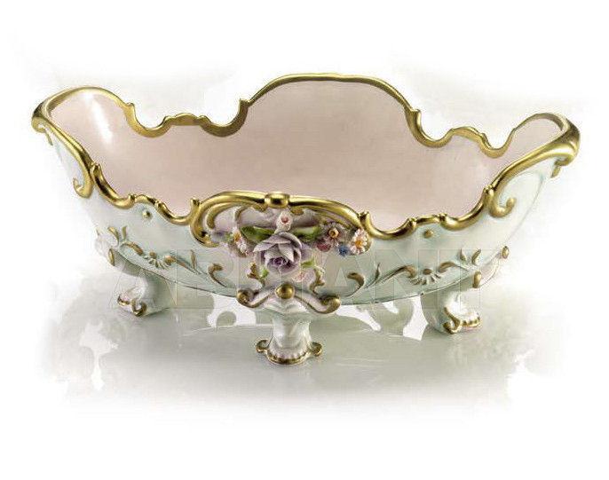 Купить Посуда декоративная Villari Capodimonte T.01657-002