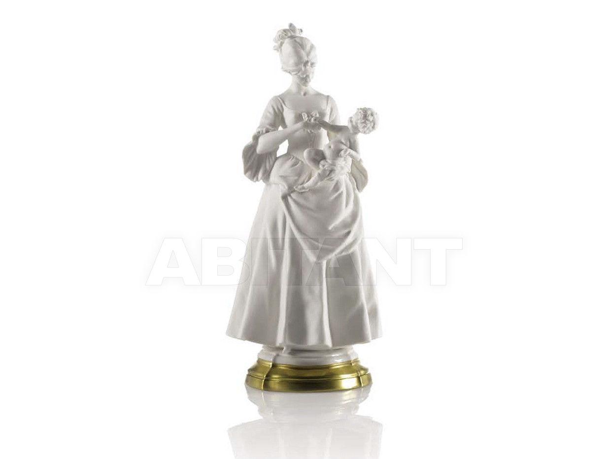 Купить Статуэтка MUM WITH CHILD Villari Capodimonte 0001088-007