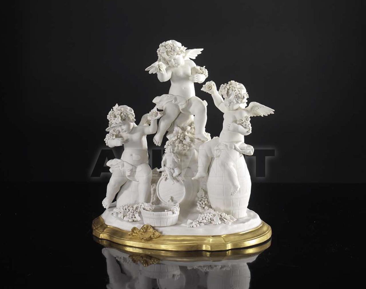 Купить Статуэтка SMALL SIZE GISELLE AUTUMN Villari Capodimonte 0001560-007