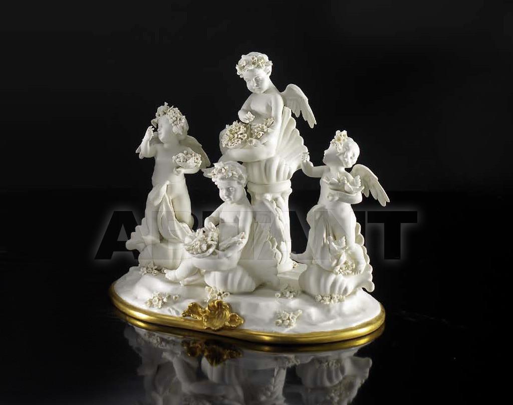 Купить Статуэтка FLOWERED ORCHESTRA Villari Capodimonte 0002060-007