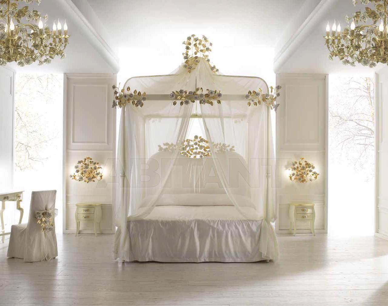 Купить Кровать Villari Home And Lights 4002738-102
