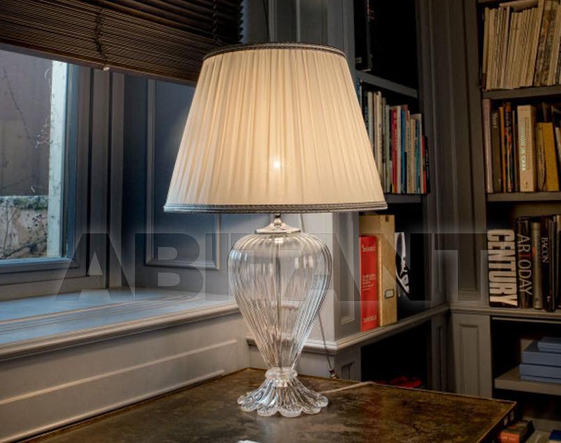 Купить Лампа настольная Sylcom s.r.l. Segno 1462/52 CP CR