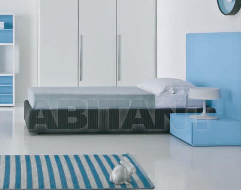 Купить Кровать Pianca Letti WTTN03N