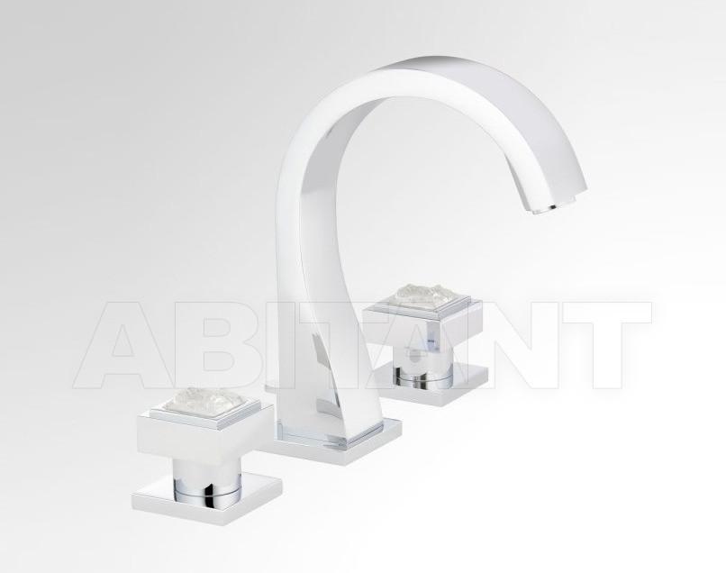 Купить Смеситель для раковины THG Bathroom A2U.151 Masque de Femme, smooth metal