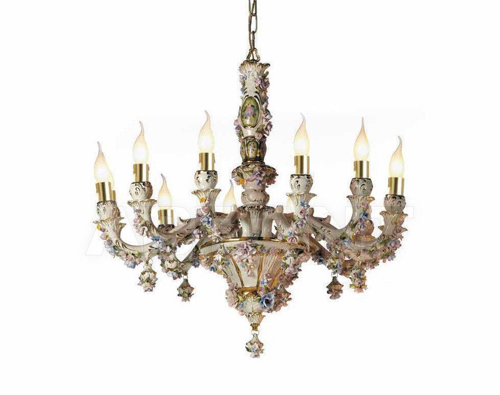 Купить Люстра Villari Home And Lights 0000067-410