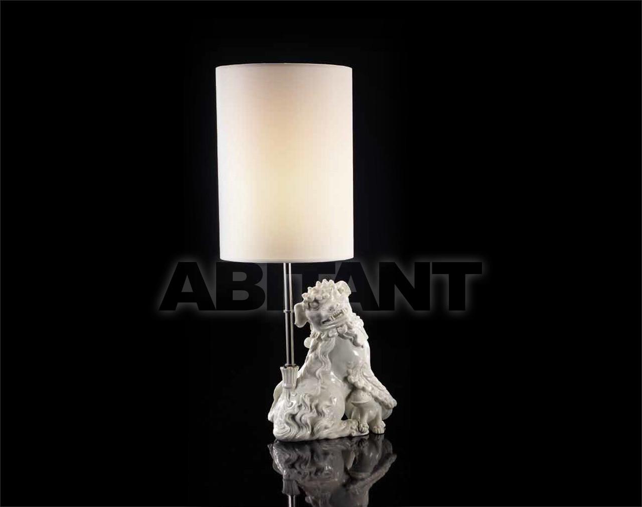 Купить Лампа настольная FO'S DOG LAMP (LEFT) Villari Grande Opera Ii 0000485-102
