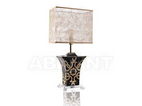 Купить Лампа настольная Le Porcellane  Home And Lighting 5464/NO