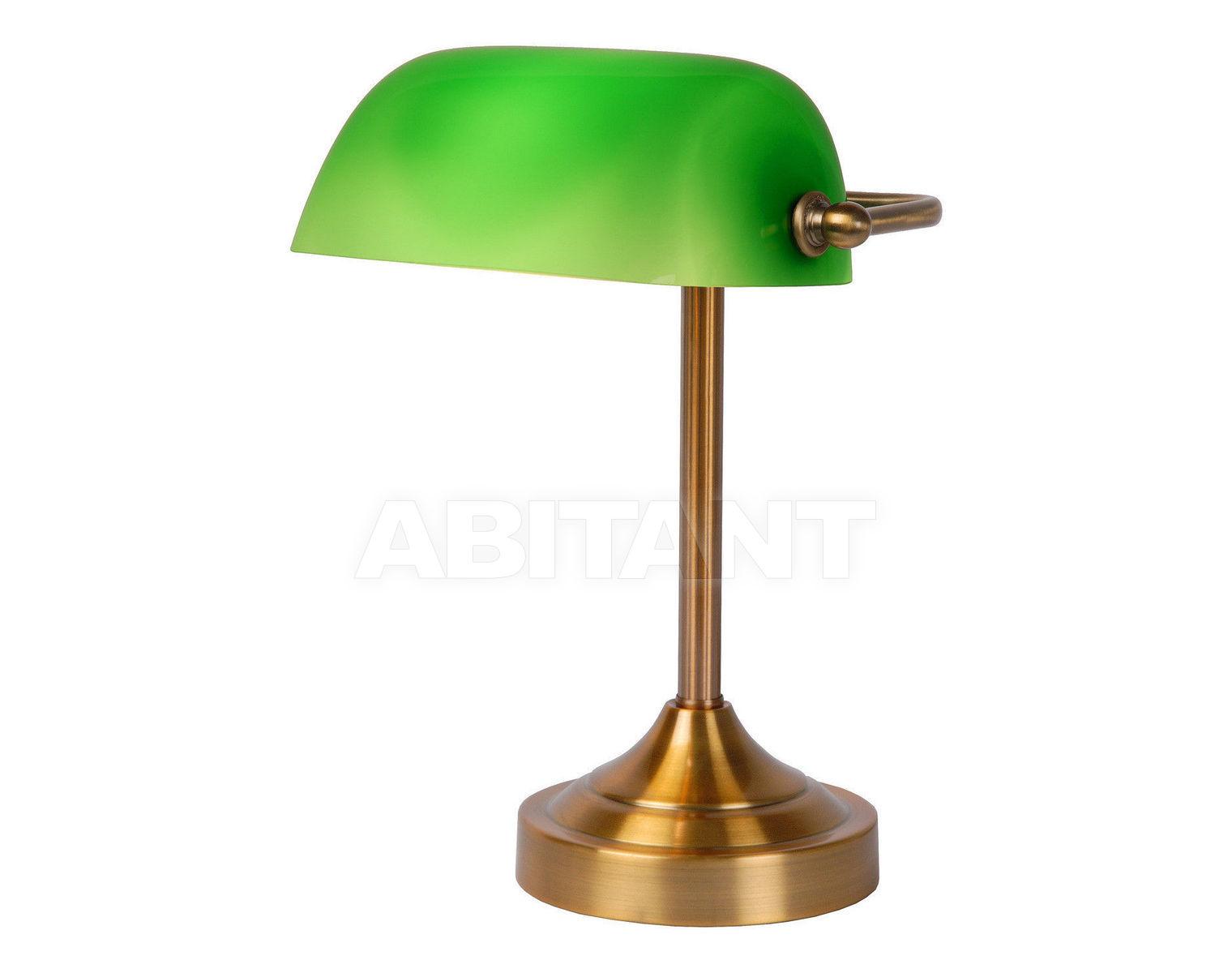 Купить Лампа настольная BANKER Lucide  Office 17504/01/03