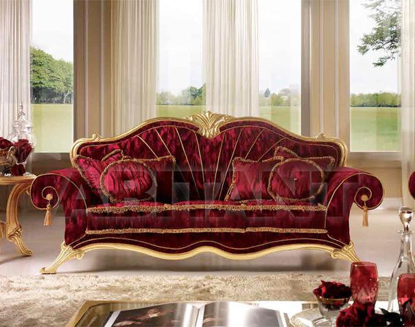 Купить Диван Classic Stile/Arredo&sofa Settembre 2012 Cesare Sofa 3 seats