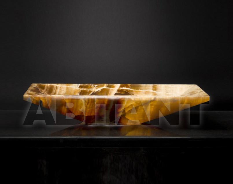 Купить Раковина накладная Stone Forest Раковины из натурального камня С50-24 / AMB