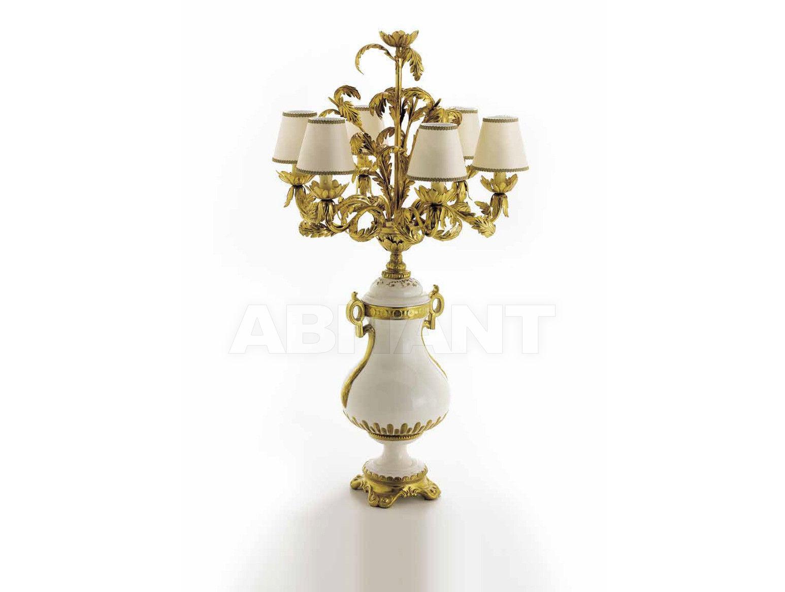 Купить Лампа настольная FLORENTINE LAMP, Villari Grande Impero Iii 4000324-402