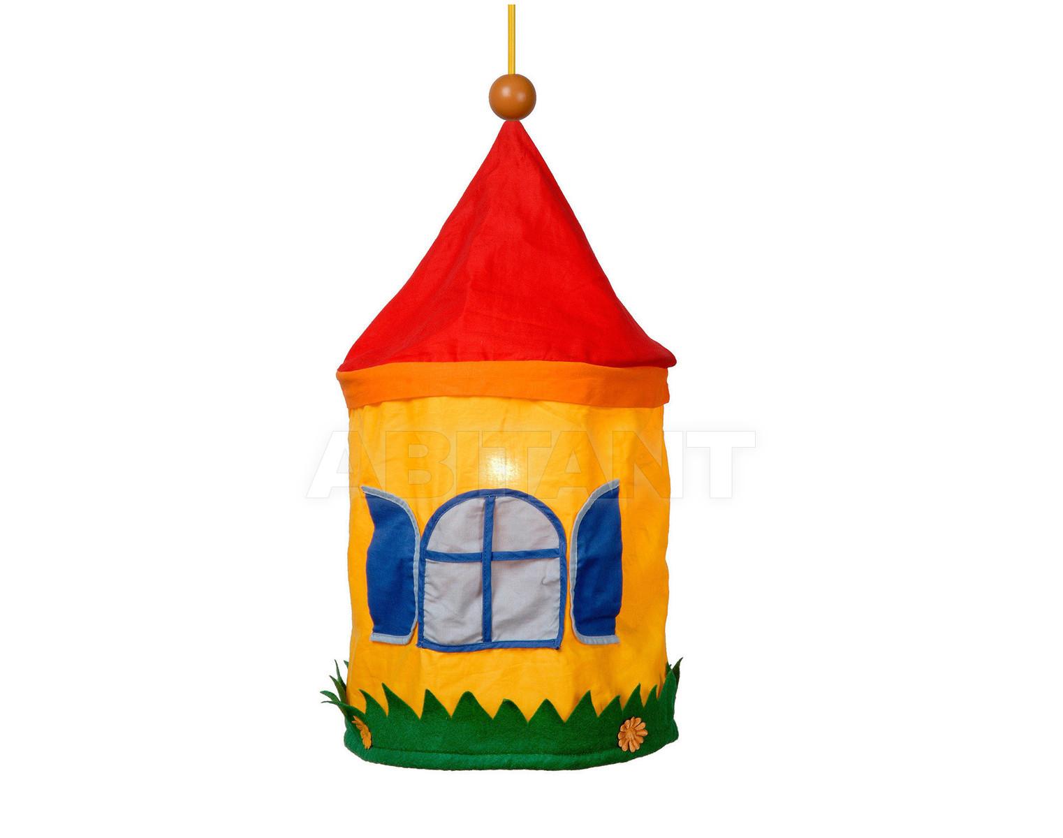 Купить Светильник для детской HOUSE Lucide  Kids 77461/01/34