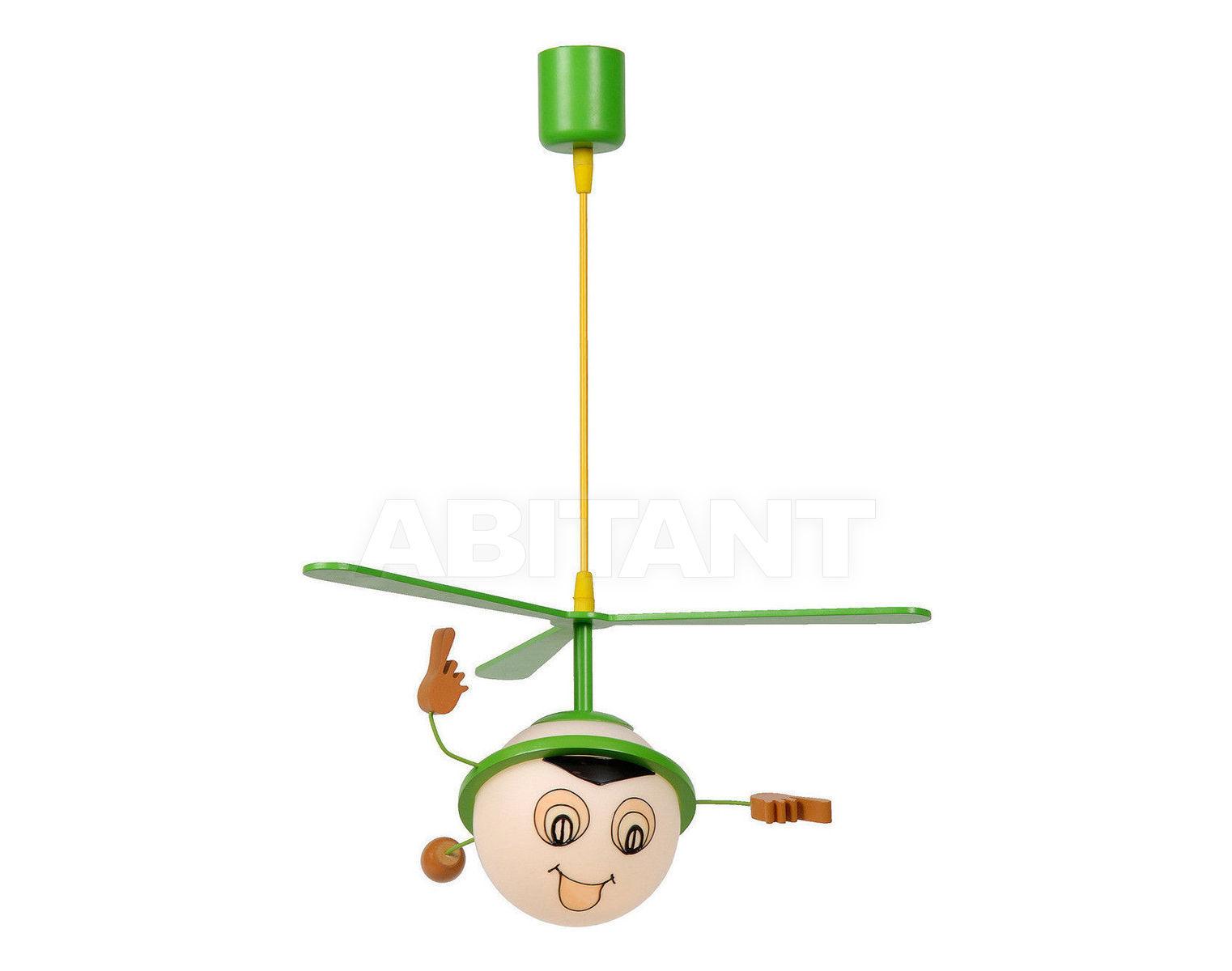 Купить Светильник для детской SMILING FACE Lucide  Kids 77454/01/33