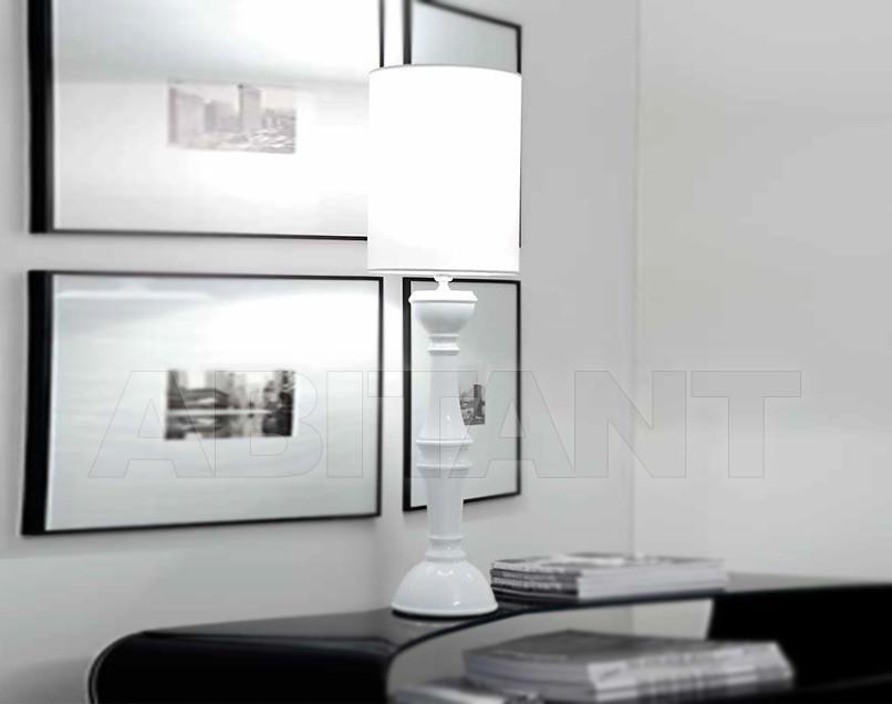 Купить Лампа настольная Unico Italia Zero Quattro LAM008
