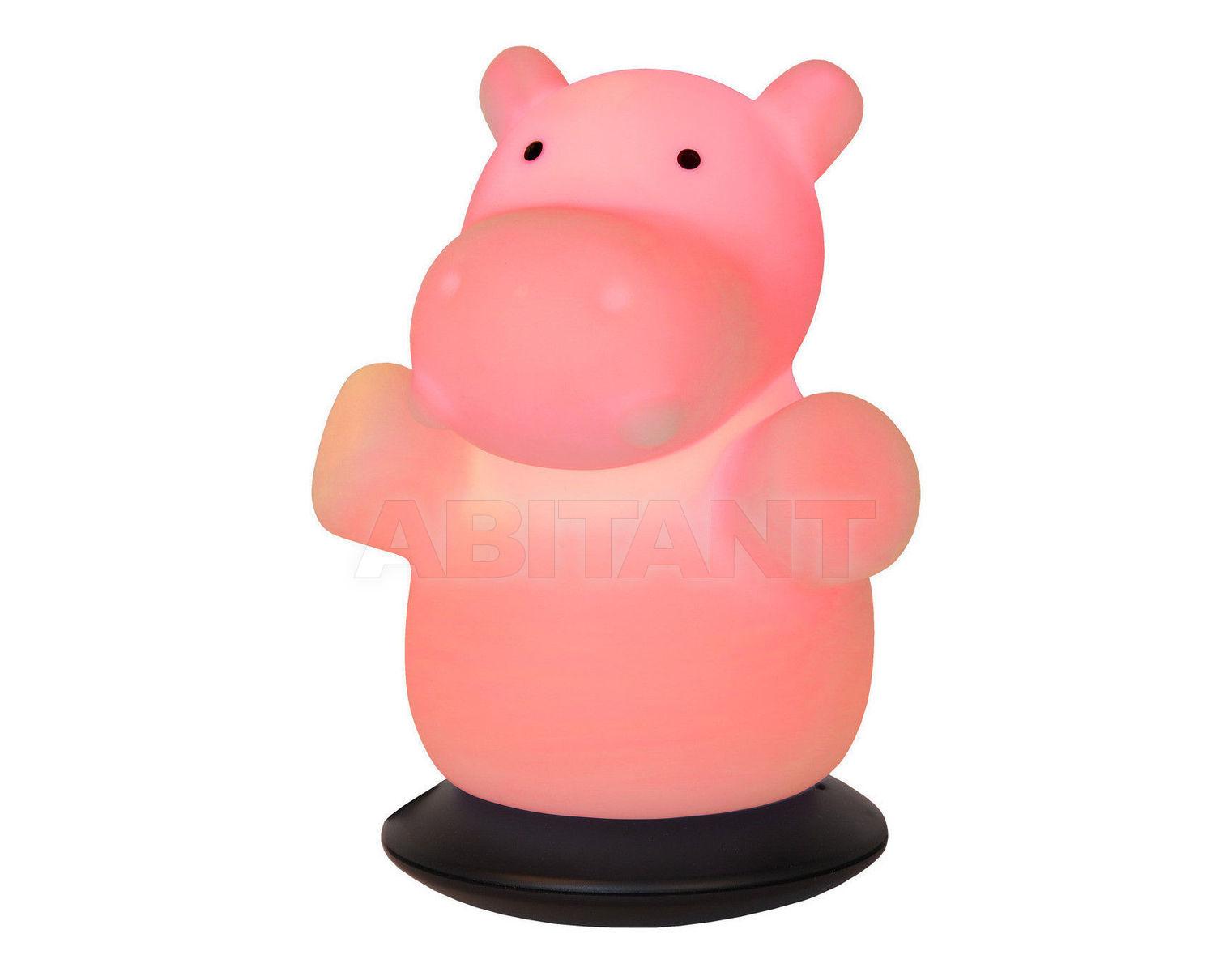 Купить Светильник для детской HIPPO Lucide  Kids 71532/21/31