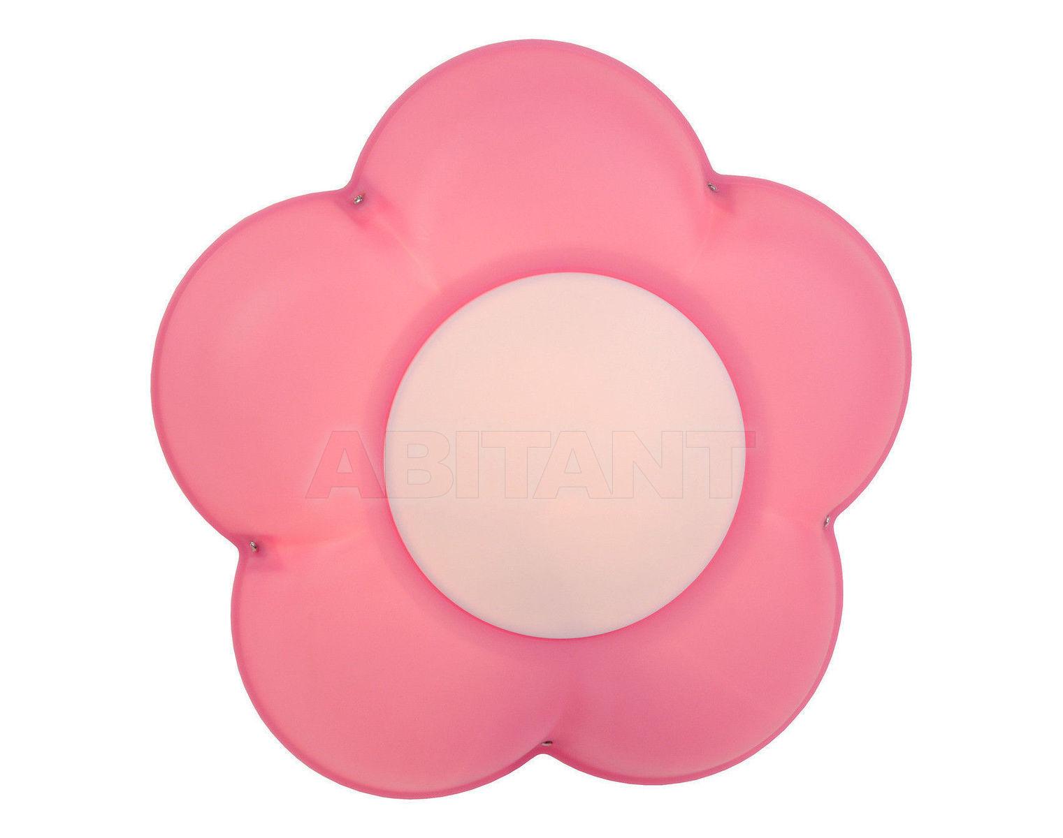 Купить Светильник для детской FLOWER Lucide  Wall & Ceiling Lights 77277/01/66