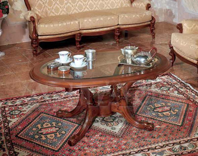 Купить Столик кофейный Stile Elisa Barocco 1543