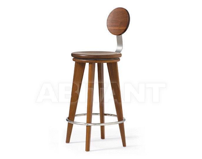 Купить Барный стул Altura Furniture 2013 Top Stool-01 со спинкой / NATURAL