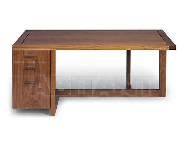 Купить Стол письменный Altura Furniture 2013 Offset 60' / NATURAL 2