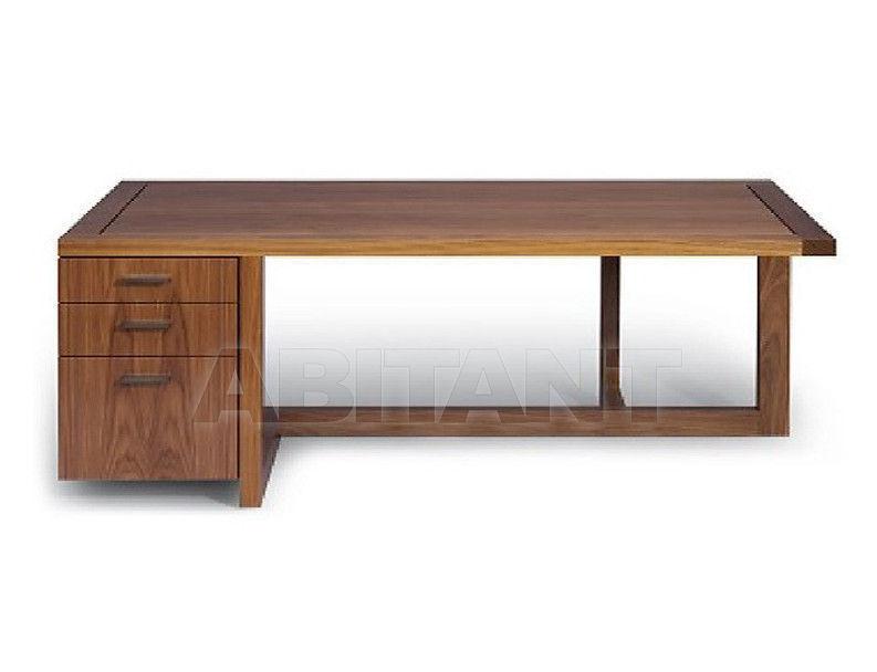 Купить Стол письменный Altura Furniture 2013 Offset 72' / NATURAL 2