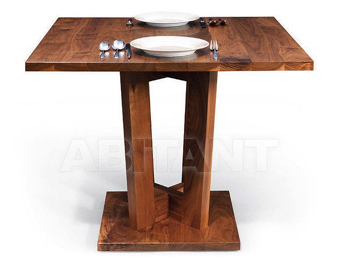 Купить Столик кофейный Altura Furniture 2013 Solo Cafe 2x30'x36' (топ круглый или квадратный) / NATURAL 2