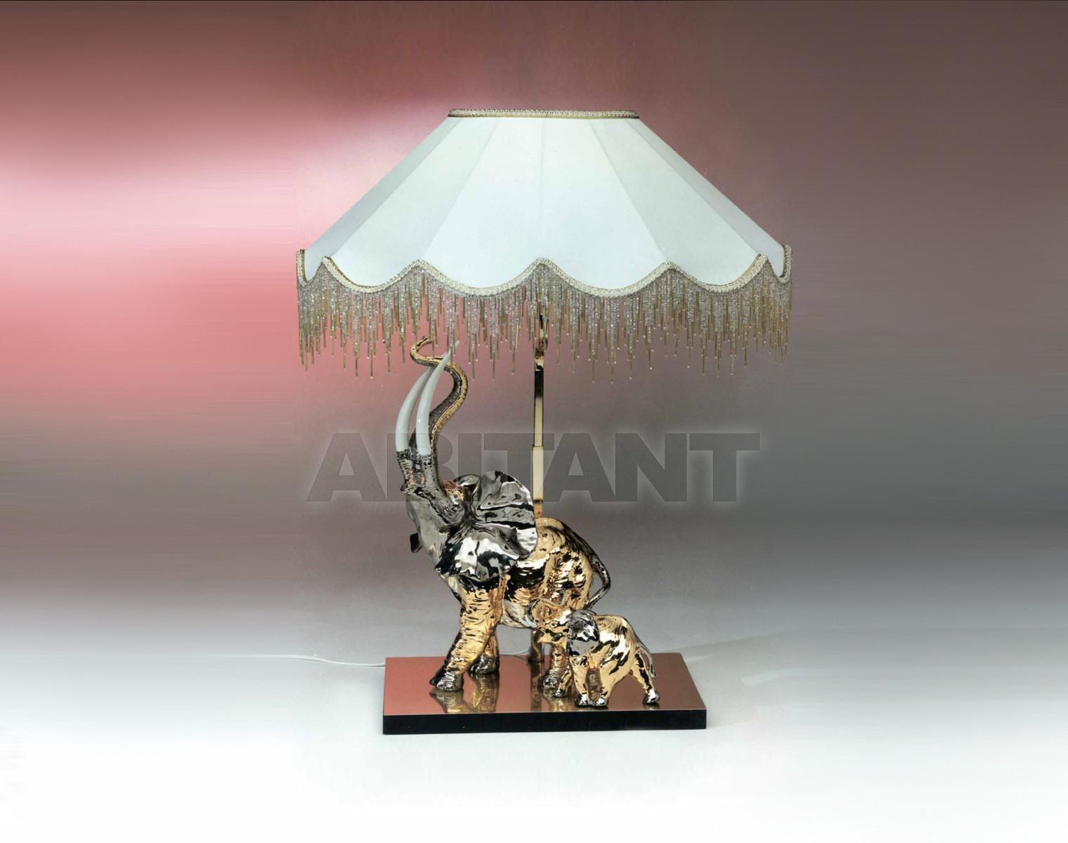 Купить Лампа настольная Villari Gold 0000153-004
