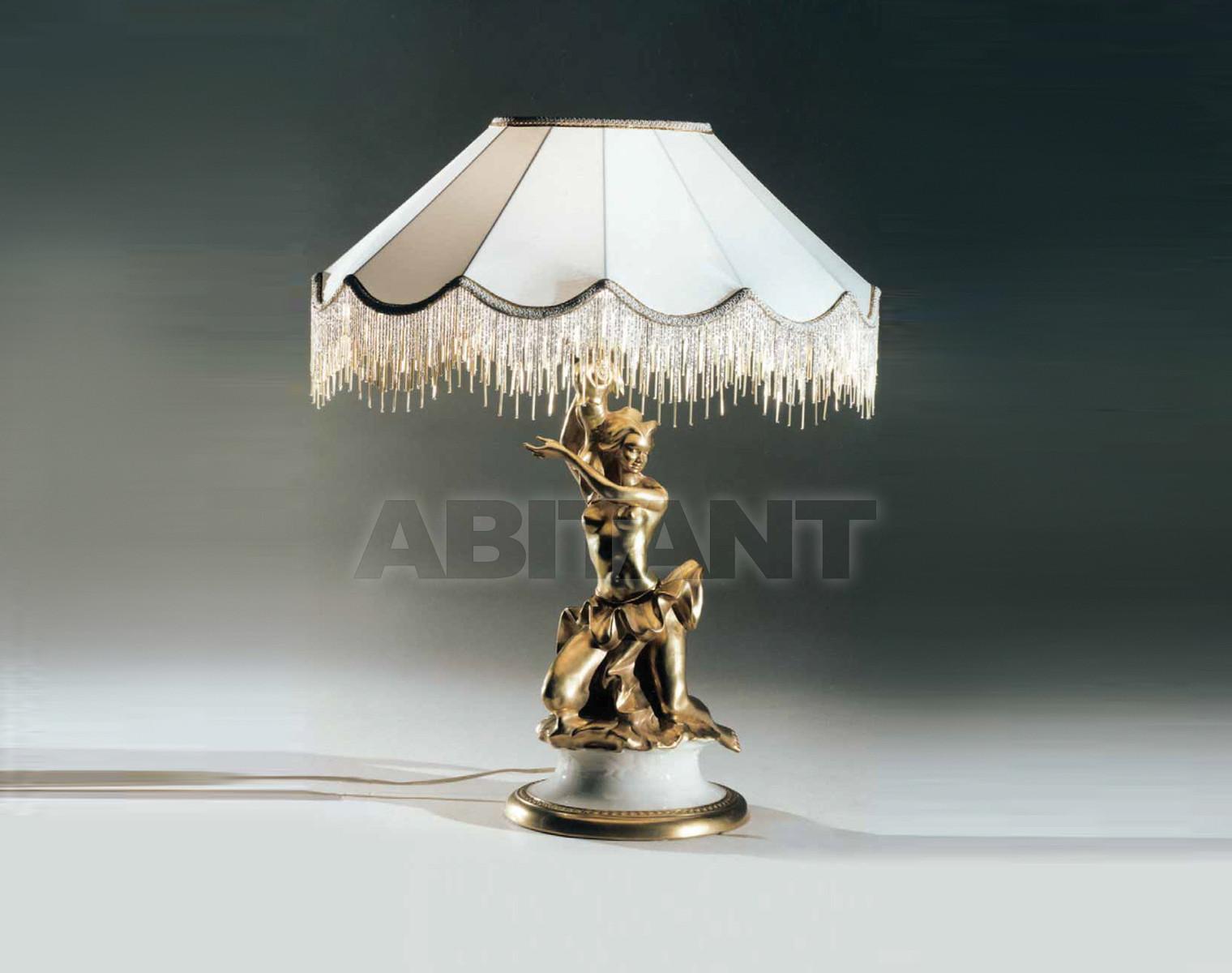 Купить Лампа настольная Villari Gold 0000158-006