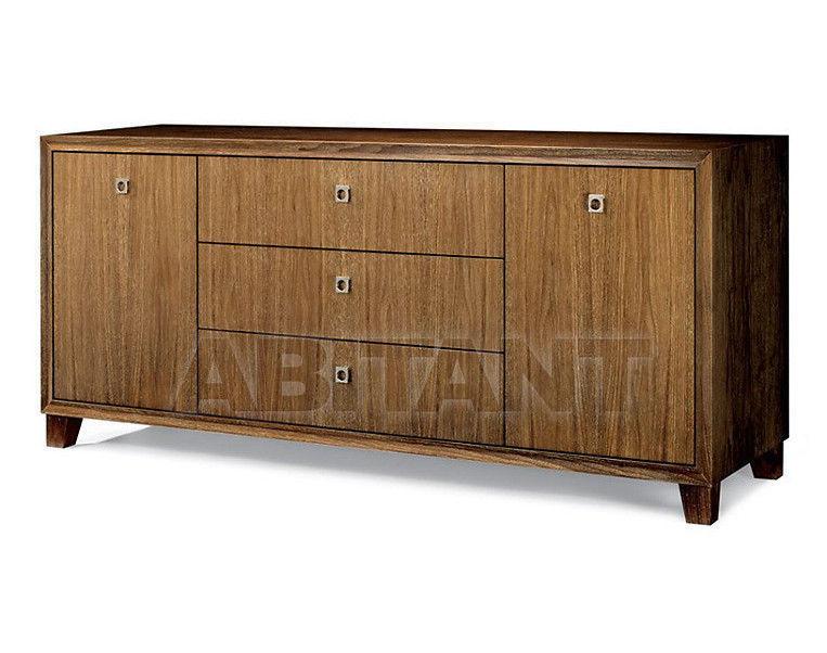 Купить Комод Altura Furniture 2013 Arris Sideboard 60' (2-ух створчатый комод с 3 выдвижными ящиками) / NATURAL 2