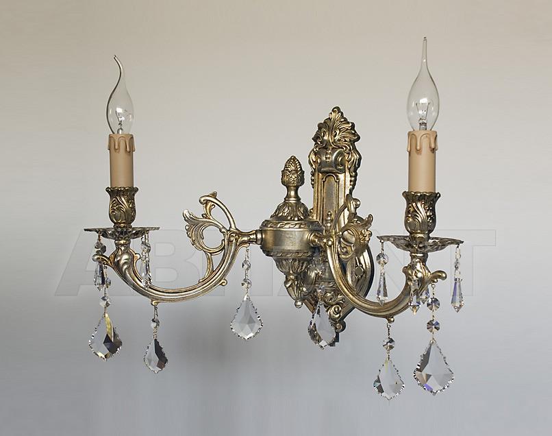 Купить Светильник настенный Due Effe lampadari Applique 342 Special A-2/L