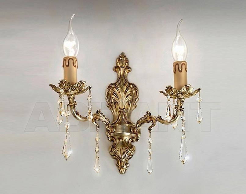 Купить Светильник настенный Due Effe lampadari Applique 4000 A-2/L