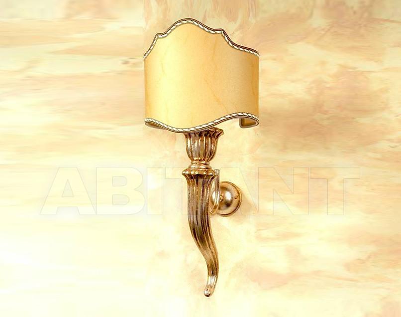 Купить Бра Due Effe lampadari Applique Corno A-1/L