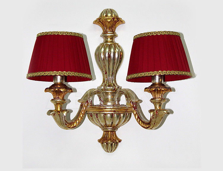 Купить Бра Due Effe lampadari Applique Dantes A-2/L