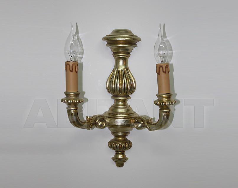 Купить Светильник настенный Due Effe lampadari Applique Rigato A-2/L 2