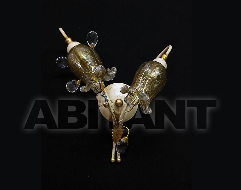 Купить Светильник настенный Due Effe lampadari Applique Rosy A-2/L