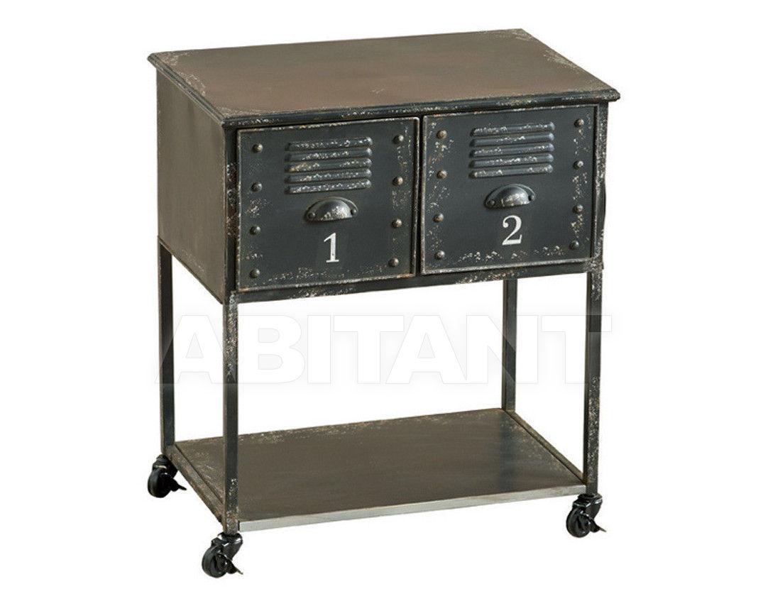 Купить Столик приставной Dialma Brown Mobili DB002418