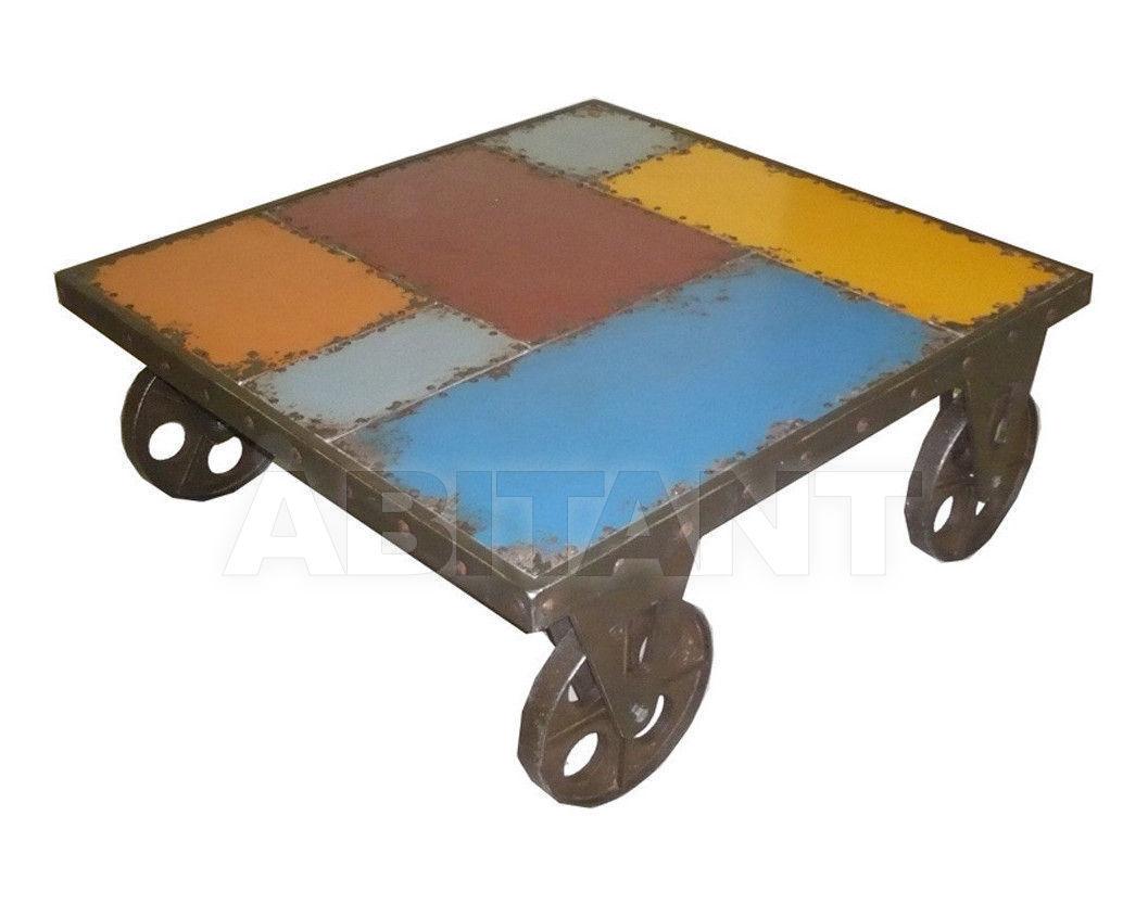 Купить Столик журнальный Dialma Brown Mobili DB002483