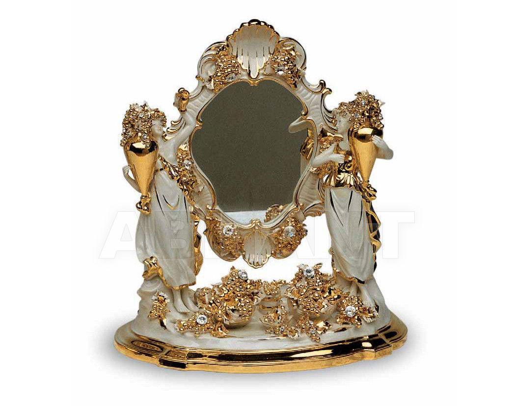 Купить Зеркало настольное Villari Gold 10.1862-004