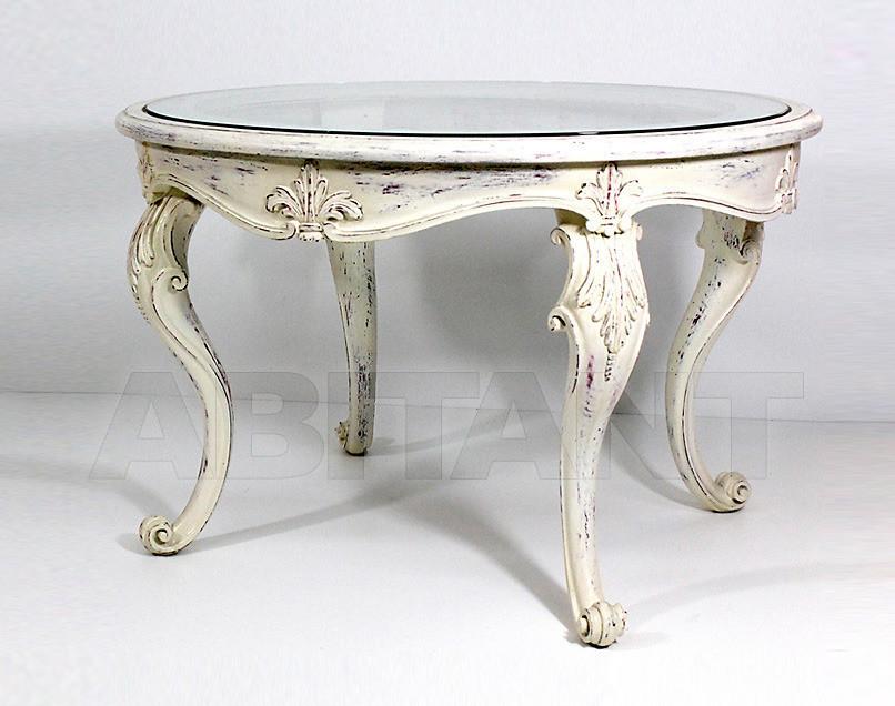 Купить Столик кофейный Due Effe lampadari Arredo Ovale Piccolo 2