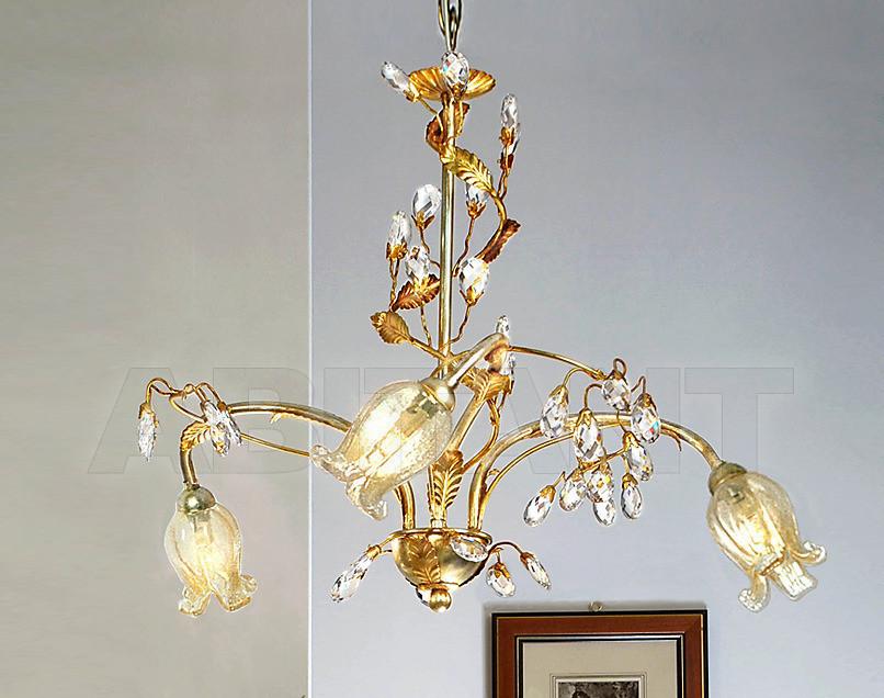 Купить Люстра Due Effe lampadari Lampadari Rosy/3L