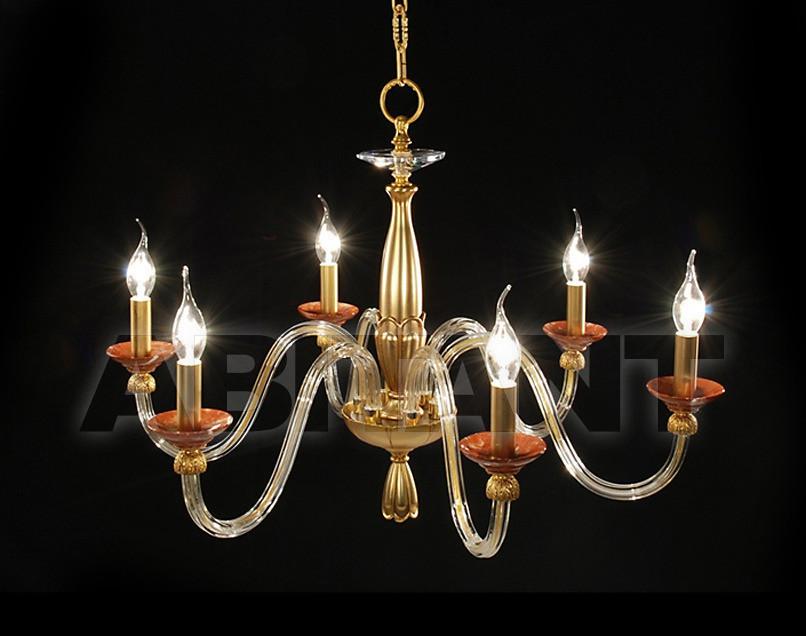 Купить Люстра Due Effe lampadari Lampadari Leonardo/6L